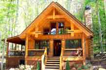 landmark log homes- hybrid custom log homes